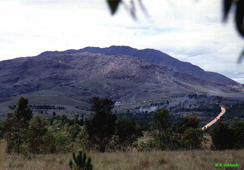 Der Mount Ibity